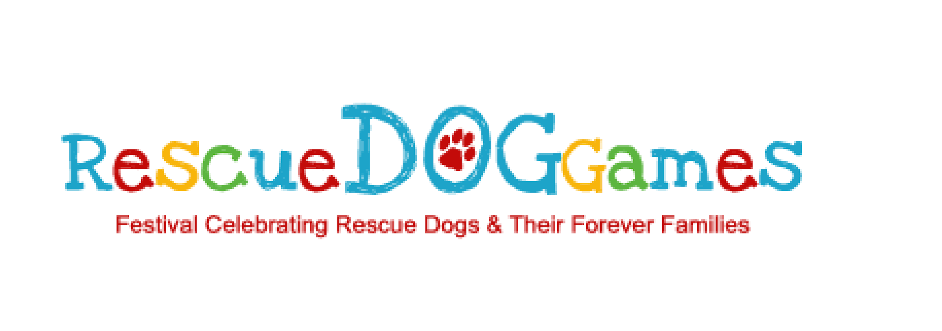 Rescue Dog Games Logo
