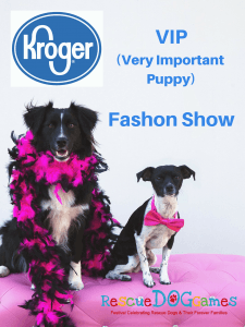 Kroger VIP fashion show