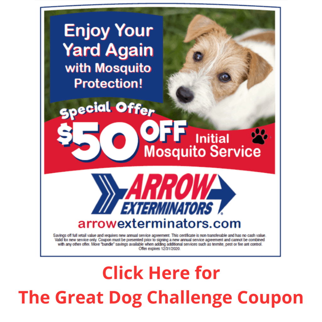 Arrow Exterminators Coupon-RDG 2020