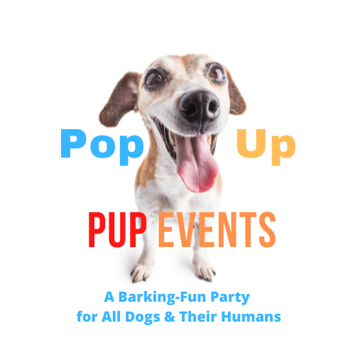 Pop-Up Pup Events with tag