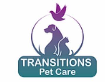 transitions pet care logo